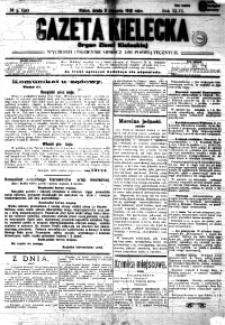 Gazeta Kielecka, 1916, R.47, nr 161