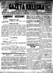 Gazeta Kielecka, 1917, R.48, nr 40