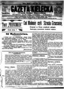 Gazeta Kielecka, 1918, R.49, nr 8