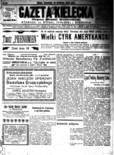 Gazeta Kielecka, 1918, R.49, nr 67