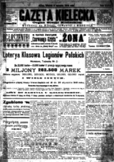 Gazeta Kielecka, 1918, R.49, nr 107