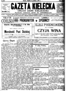 Gazeta Kielecka, 1920, R.51, nr 199