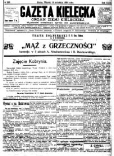 Gazeta Kielecka, 1920, R.51, nr 202