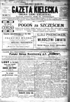 Gazeta Kielecka, 1921, R.52, nr 4