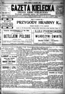 Gazeta Kielecka, 1921, R.52, nr 48