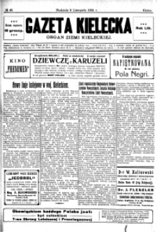 Gazeta Kielecka, 1924, R.55, nr 29
