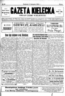 Gazeta Kielecka, 1924, R.55, nr 43