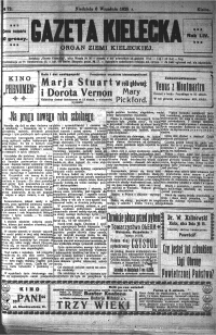 Gazeta Kielecka, 1925, R.56, nr 4