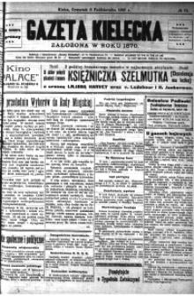 Gazeta Kielecka, 1927, R.58, nr 85