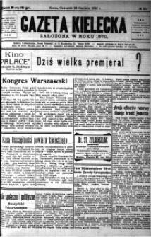 Gazeta Kielecka, 1928, R.59, nr 73
