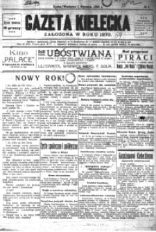 Gazeta Kielecka, 1928, R.59, nr 85