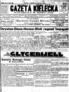 Gazeta Kielecka, 1930, R.61, nr 63