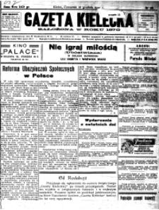 Gazeta Kielecka, 1930, R.61, nr 84
