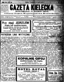 Gazeta Kielecka, 1932, R.63, nr 31