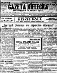 Gazeta Kielecka, 1932, R.63, nr 75