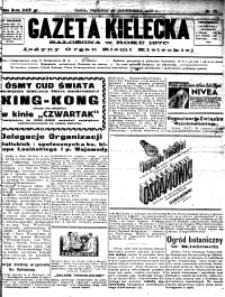 Gazeta Kielecka, 1933, R.64, nr 71