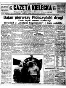 Gazeta Kielecka, 1934, R.65, nr 158