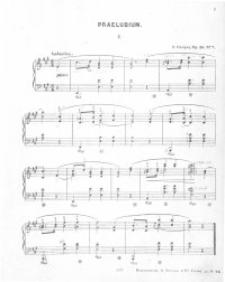 Praeludium : op. 28, nr 7