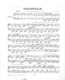 Tarantelle : op. 43