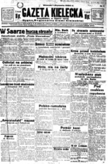 Gazeta Kielecka, 1935, R.66, nr 218