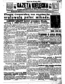 Gazeta Kielecka, 1936, R.67, nr 14