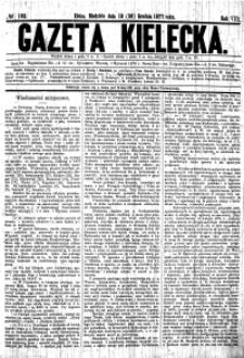 Gazeta Kielecka, 1877, R.8, nr 33