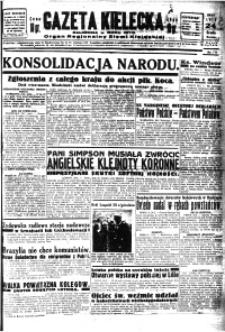 Gazeta Kielecka, 1937, R.68, nr 167