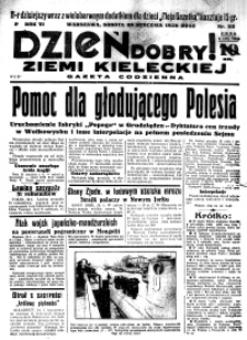 Dzień Dobry Ziemi Kieleckiej : gazeta codzienna, 1936, nr 81