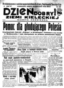 Dzień Dobry Ziemi Kieleckiej : gazeta codzienna, 1936, nr 116
