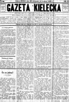 Gazeta Kielecka, 1879, R.10, nr 1
